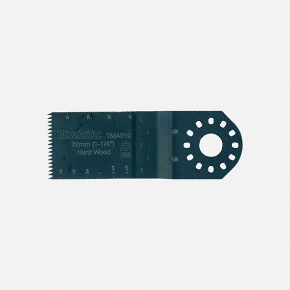 Cuchillas inmersión Makita TMA010 de 32x40mm (5 unidades)