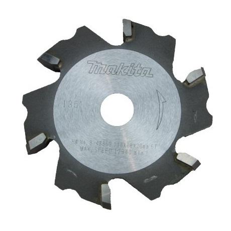 Disco fresador Makita TCT de 118mm - 90º
