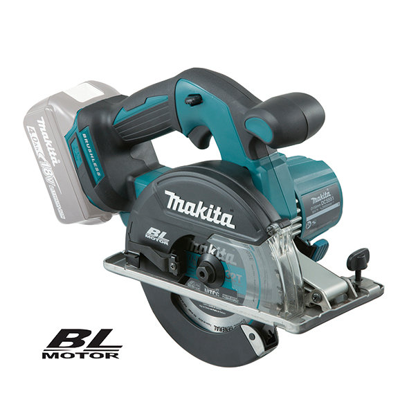 Cortador de metal Makita DCS551Z 150 mm 18V  - Referencia DCS551Z