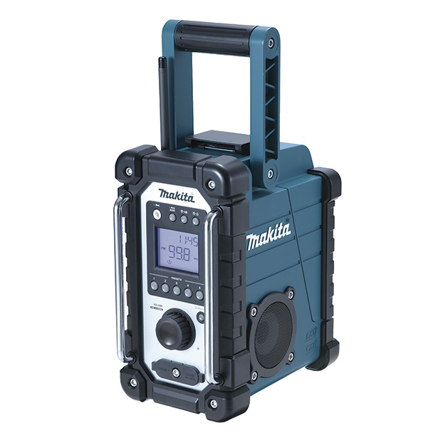 Radio de trabajo Makita DMR107 7.2-18V Litio-ion