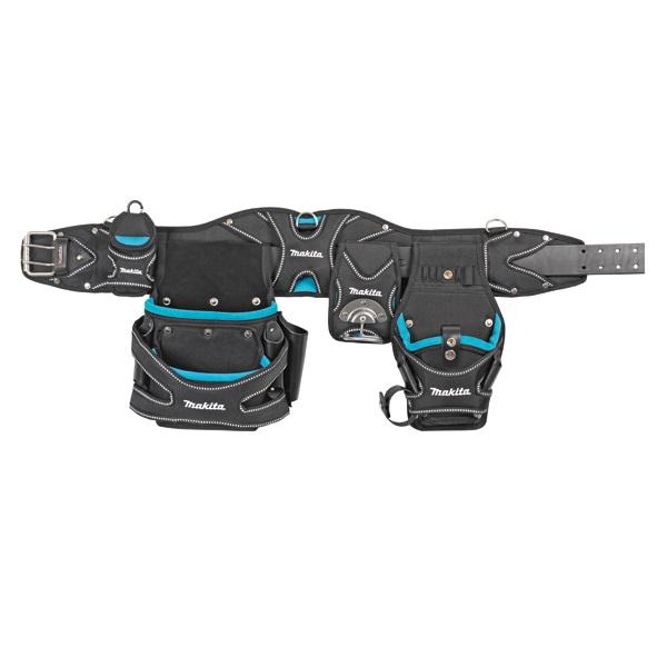 Cinturón portaherramientas completo azul Makita