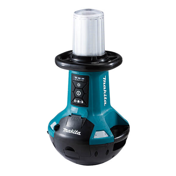 Makita DML810 - Linterna de área LED 14,4V / 18V LXT - AC - Referencia DML810