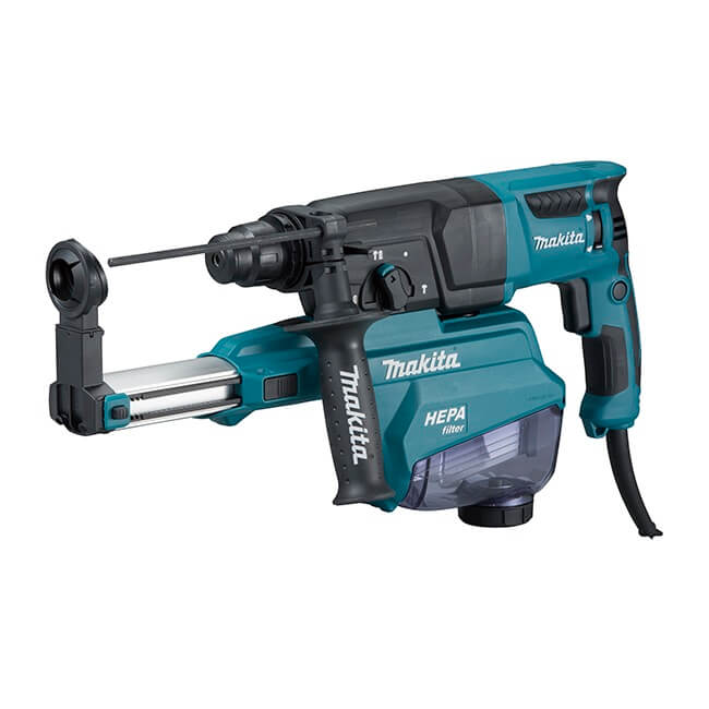 Makita HR2652J - Martillo ligero 800W 26mm