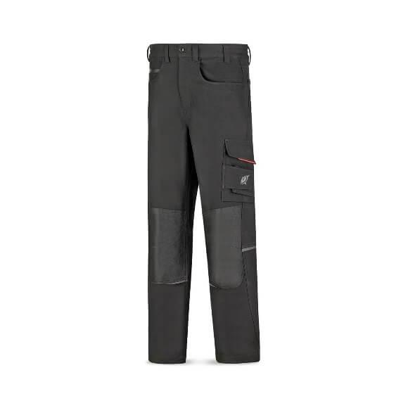 Pantalón Softshell triple lámina NJORD Negro 288-PAS3 - Referencia 288-PAS3