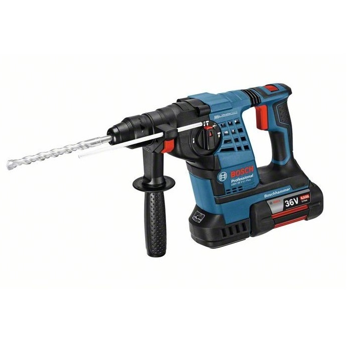 Martillo perforador Bosch Professional GBH 36 V-LI Plus