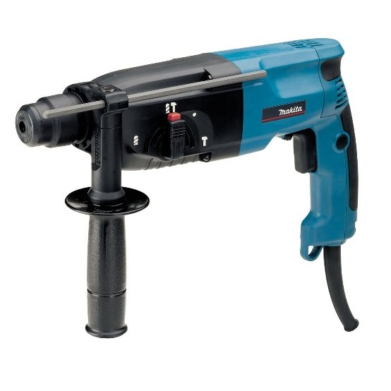 Martillo Perforador Makita HR2450F con Luz - 780W - Referencia HR2450F