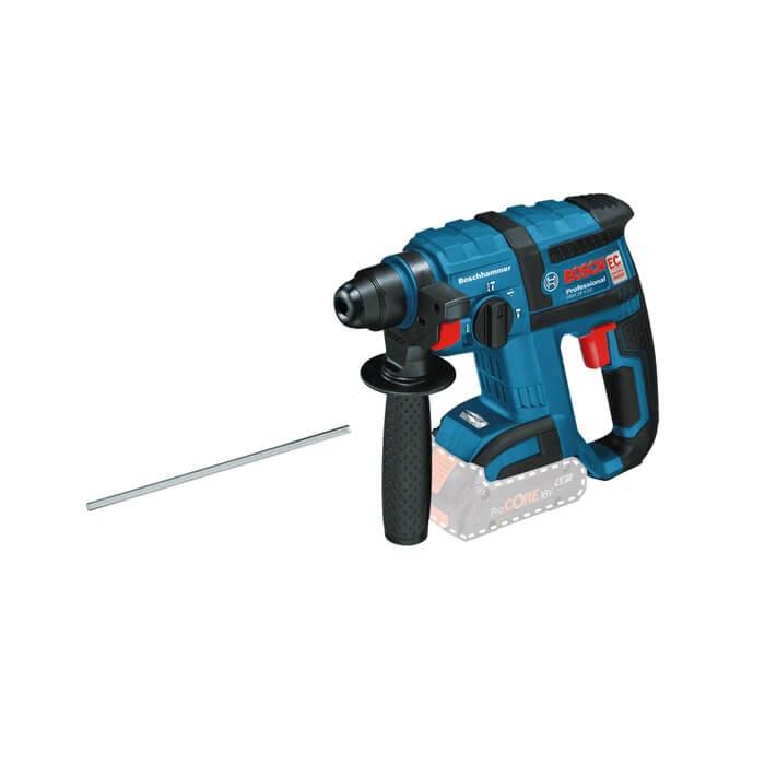 Martillo perforador a batería Bosch GBH 18 V-EC Professional - Referencia 0611904000