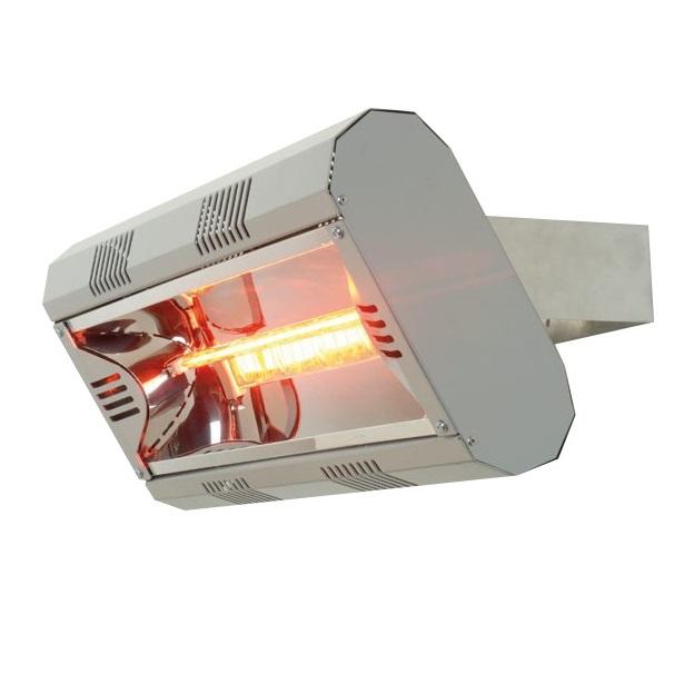 Calefactor eléctrico de onda corta por infrarrojos Master FACT 20