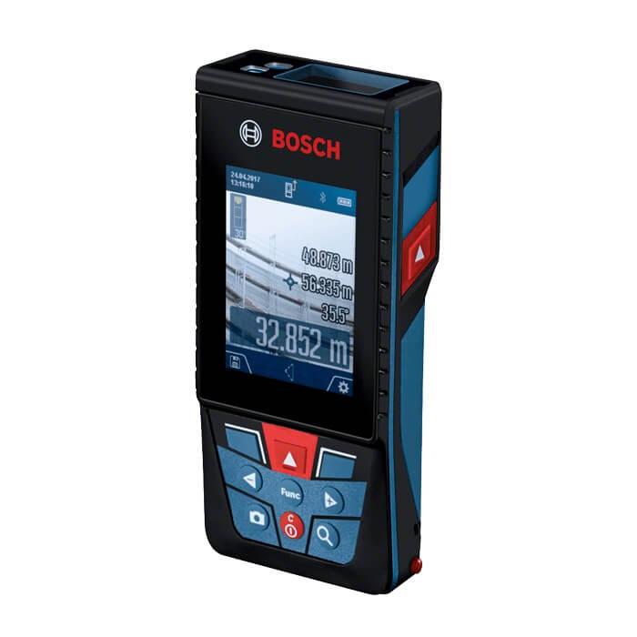 Bosch GLM 120 C Professional - Medidor láser de distancias de 120 metros