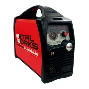 Cortadora de plasma inverter MetalWorks Premium Plasma 40