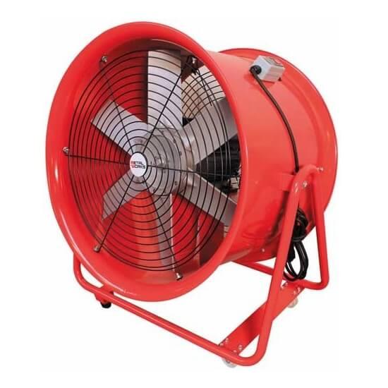Ventilador extractor MetalWorks MV500R 1100W