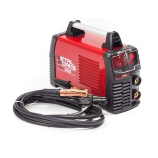 Soldadora electrodos MMA Inverter MetalWorks TEC 160 - Referencia 829000160
