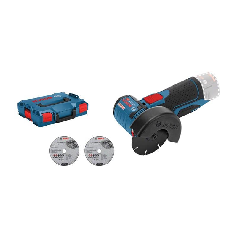 Miniamoladora a batería Bosch GWS 12V-76 Professional - Referencia 06019F2000