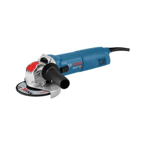 Miniamoladora Bosch GWX 14-125 X-LOCK Professional