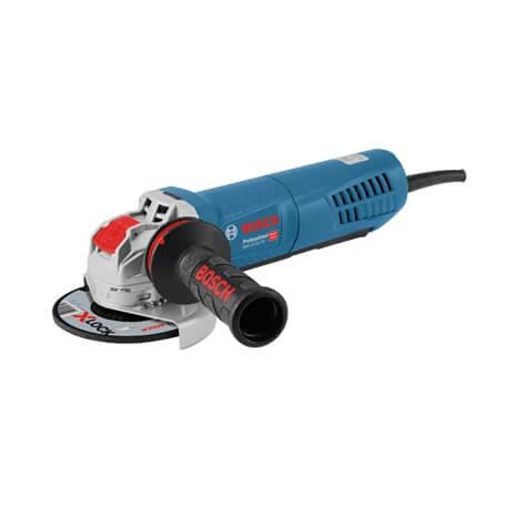 Miniamoladora Bosch GWX 15-125 PS X-LOCK Professional - Referencia 06017B9002
