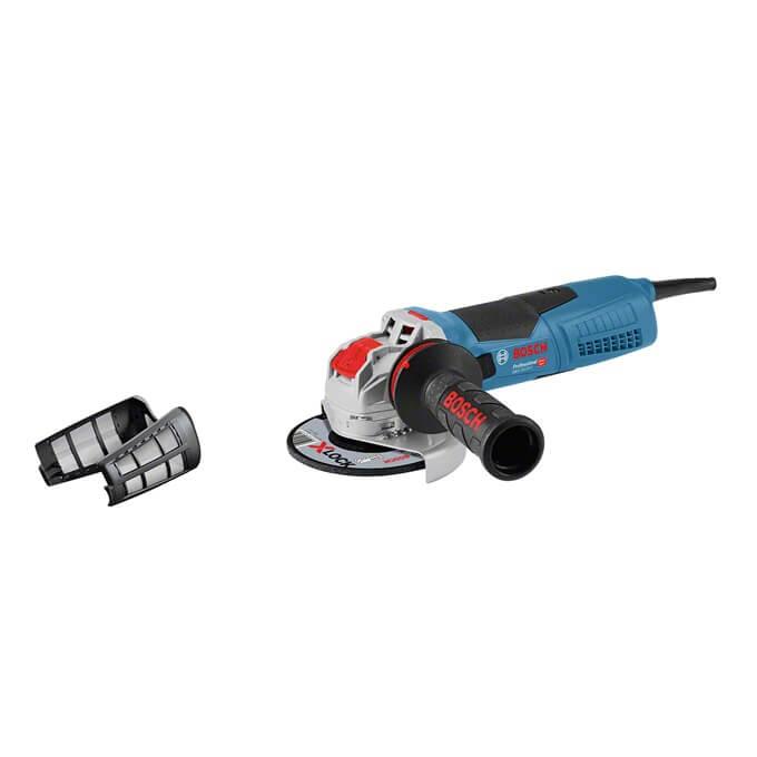 Miniamoladora Bosch GWX 19-125 S X-LOCK Professional