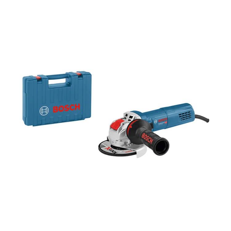 Miniamoladora Bosch GWX 9-115 S X-LOCK Professional