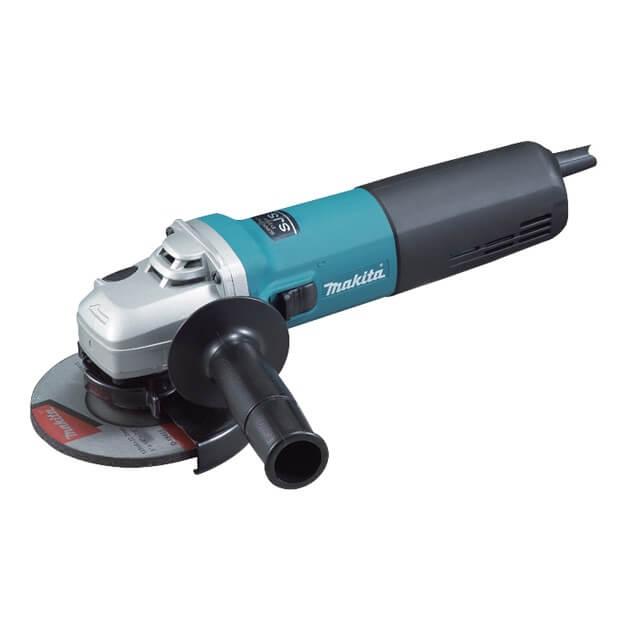 Miniamoladora Makita 9565CR 1.400W 125mm - Referencia 9565CR