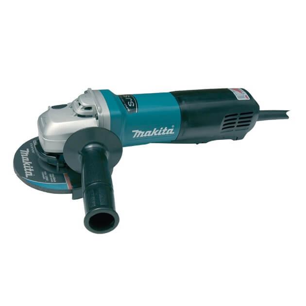 Miniamoladora Makita 9565PCV 1.400W 125mm