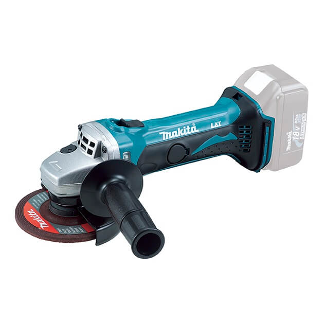 Miniamoladora Makita DGA452Z 18V Litio-ion de 115mm - Referencia DGA452Z