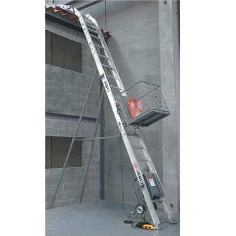 Montacargas minor escalera de 10 39 60 metros comprar en c for Escaleras 4 metros