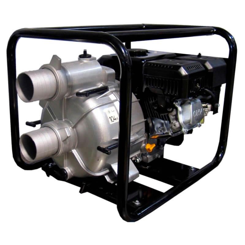 Campeón MRW-80 - Motobomba a gasolina de 4 tiempos 25m y 45000 l/h