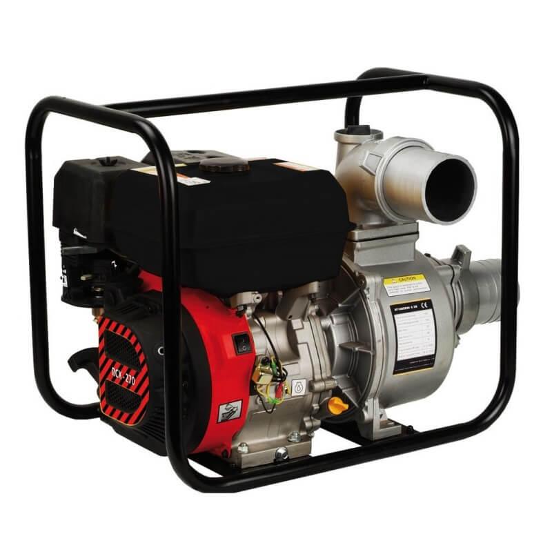 Campeón MRX-100 - Motobomba a gasolina de 4 tiempos 20m y 96000 l/h