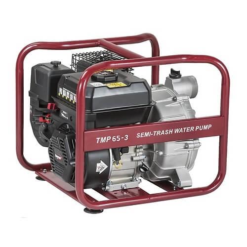 Motobomba gasolina Powermate Pramac TMP 65-3 de 1080 l/min