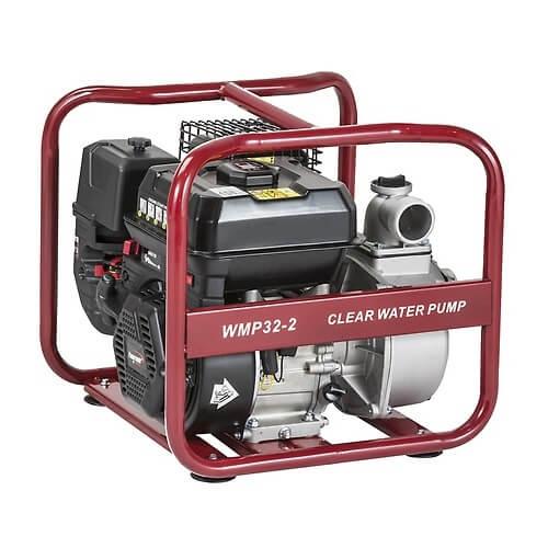 Motobomba gasolina Powermate Pramac WMP 32-2 de 530 l/min
