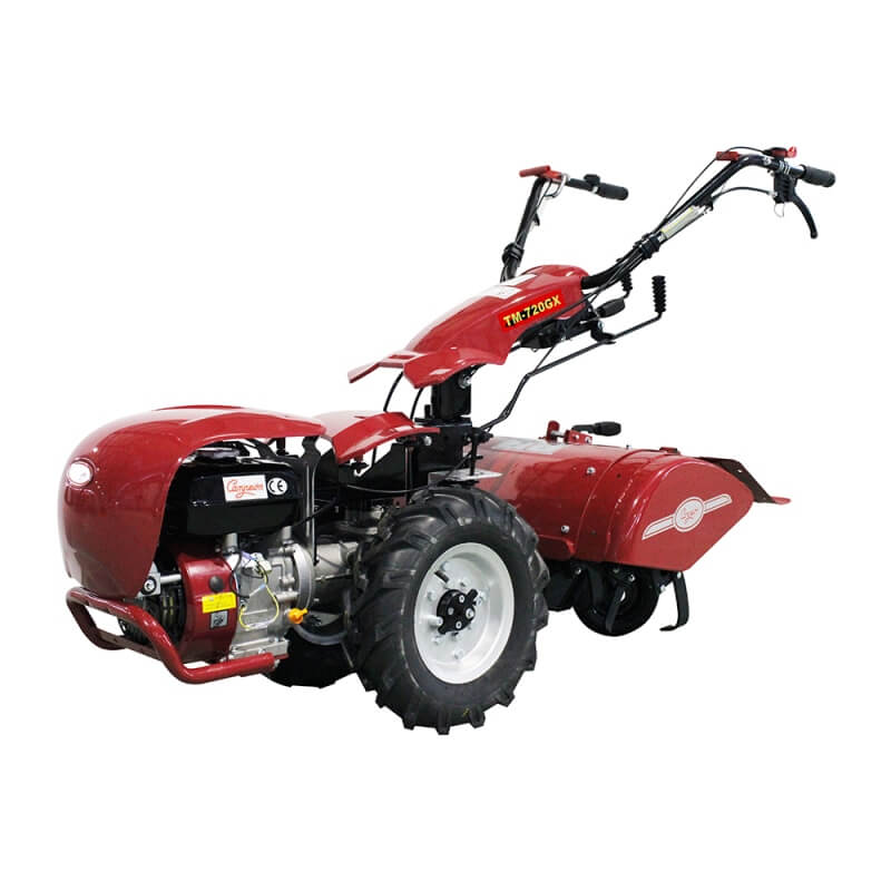 Campeón TM-720GX - Motocultor a gasolina de 270cc