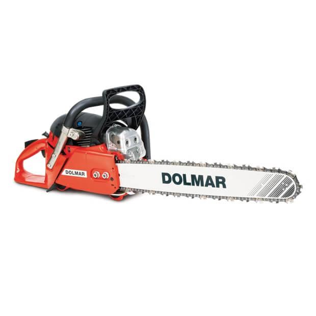 Motosierra profesional Dolmar PS7910/50 - 78,5cc 50cm