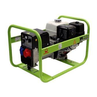Pramac W220TDC - Motosoldadora Gasolina 5'2 kva