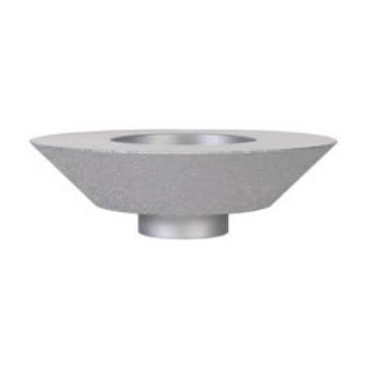 Muela para inglete Rubi Turbo Twist grano fino de 45x15 - Referencia 16985
