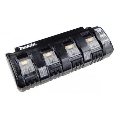 Multicargador 4 puertos Makita DC18SF - Referencia 196426-3