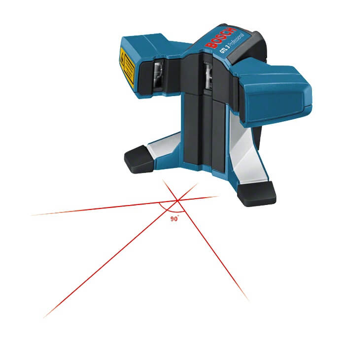 Nivel láser para alicatados Bosch GTL 3 Professional  - Referencia 0601015200