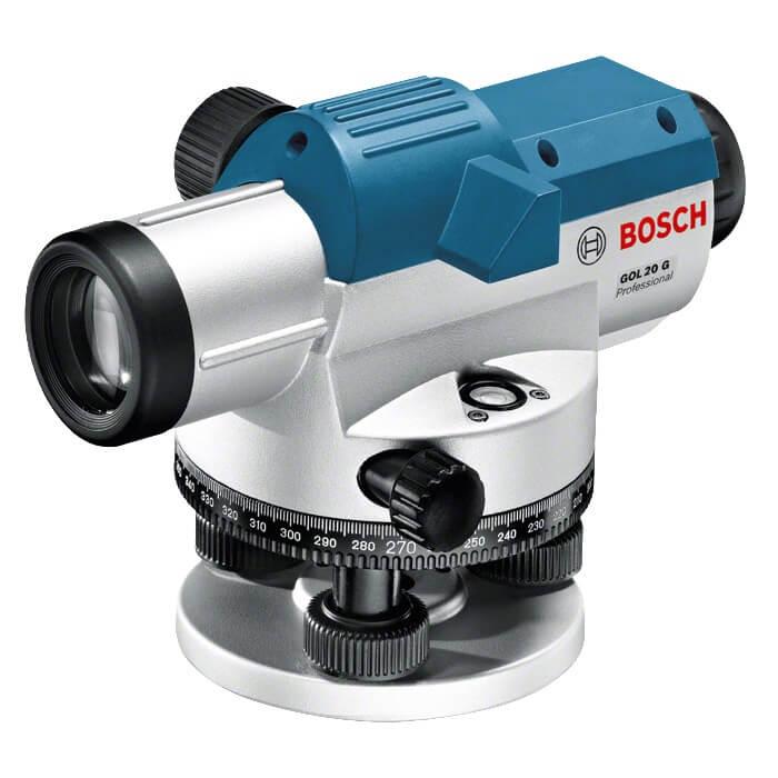 Nivel óptico Bosch GOL 20 G Professional