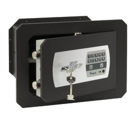 Caja fuerte mural combinación electrónica y buzón Olle Serie 1000 1003E37L - 485x465x370mm - Referencia 1003E37L