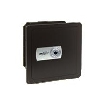 Caja fuerte mural combinación mecánica y buzón Olle Serie 1000 1002M37L - 350x465x200mm