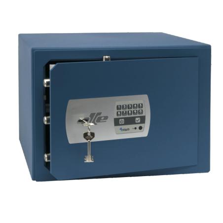 Caja fuerte de sobreponer electrónica con buzón Olle Serie 800 S803EL - 465x455x370mm
