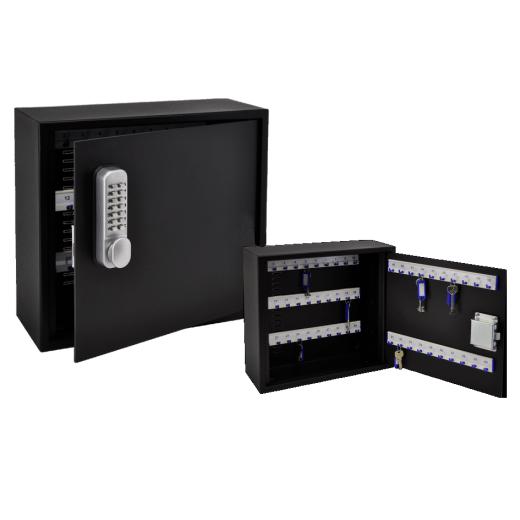 Caja fuerte para llaves Olle Serie KP KP50 de 50 llaves