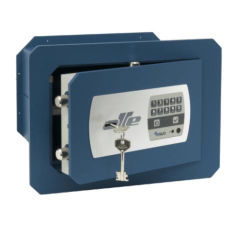 Caja fuerte mural electrónica Olle Serie 800 803E37Z - 485x465x370mm - Referencia 803E37Z