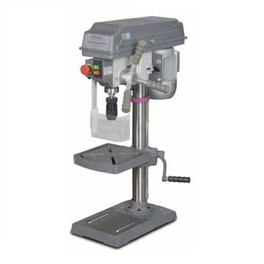 Taladro columna transmisión poleas Optimum B 17 Pro - Monofásico
