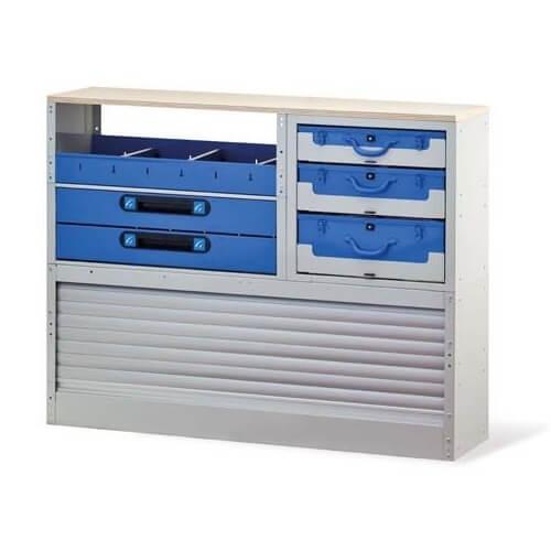 Organizador espacios para vehículos Tecnolam 308 - Referencia 2010027308