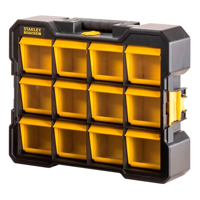 Organizador vertical Stanley Fatmax con cajones extraíbles