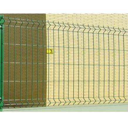Panel verja verde de 2'60x0'60 metros
