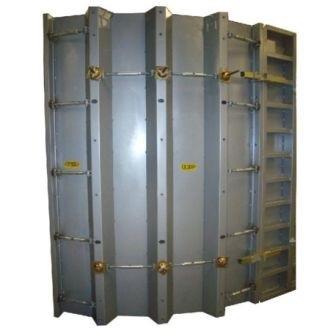 Pantalla especial Curvi-Flex interior para muro Cofresa - 1800x3000mm