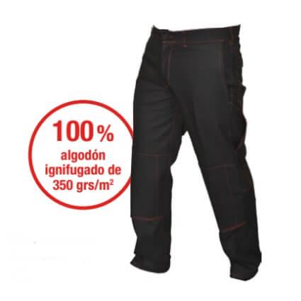 Pantalón ignífugo soldador Solter  - Referencia 56272