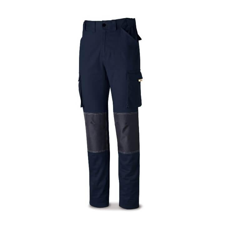Pantalón StretchPro multibolsillo con refuerzo en rodillas azul marino 588-PSTRA - Referencia 588-PSTRA