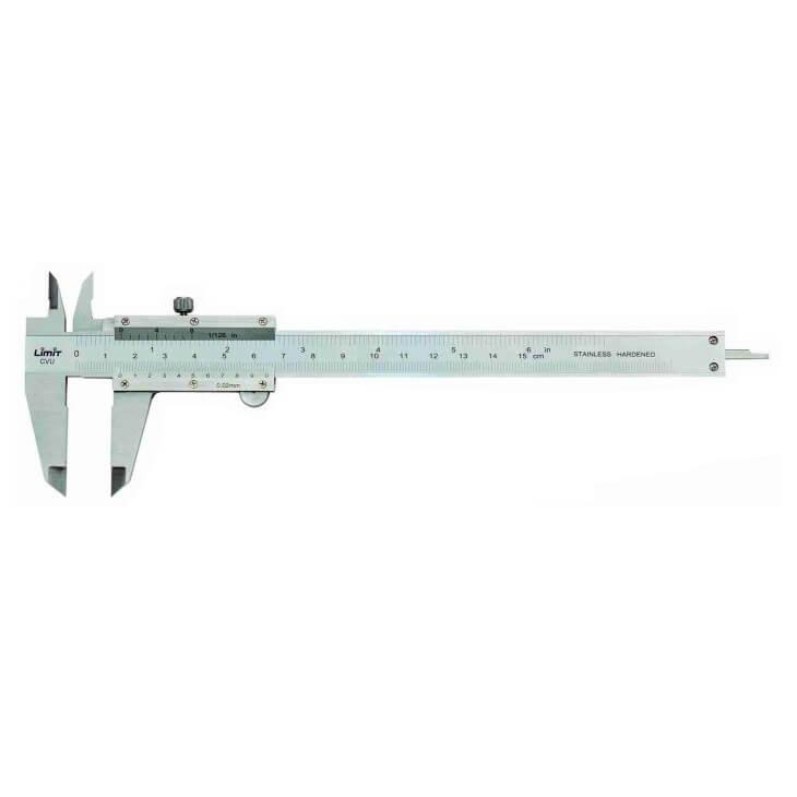 Pie de rey analógico de alta precisión - 150mm