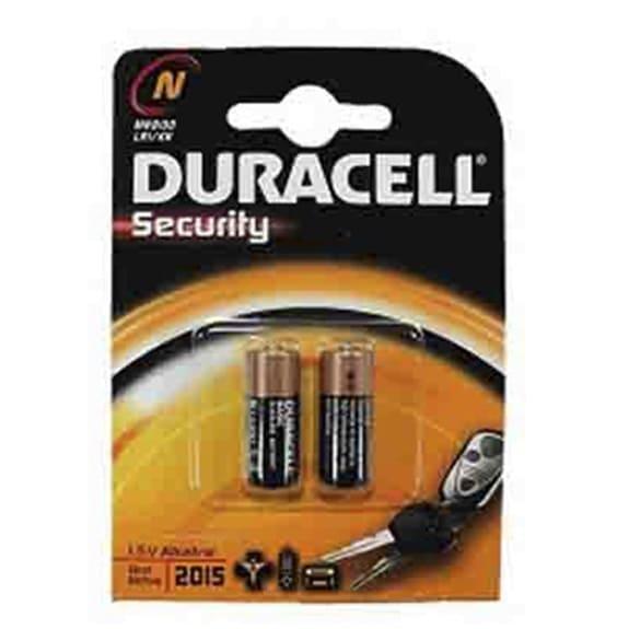 Pilas alcalinas DURACELL PLUS - LR1 1,5V  (Blister 2 unidades)